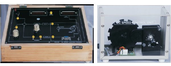 DC Motor Speed Control Trainer Model PCT 012