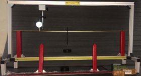 Deflection of Beam Apparatus Model MT 028