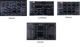 Digital Logic Trainer Model ETR 014
