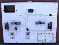 Automotive Door Lock Circuit Trainer Model AM039