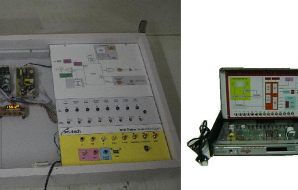 DVD-CD Trainer Model ETR 021