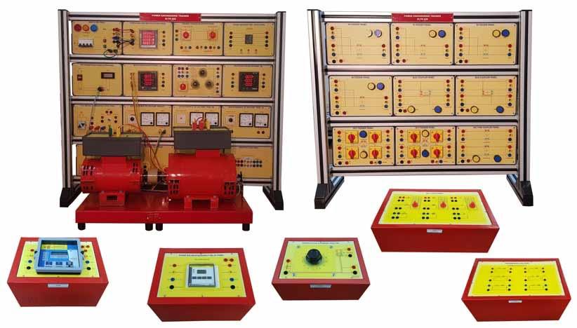 Power Engineering Trainer Model Eltr 026
