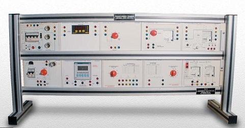 ELECTRICAL VOLTAGE / CURRENT / ENERGY / WATT MEASUREMENT & CALIBRATION TRAINER Model ELTR 009