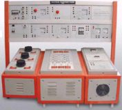 ELECTRICAL INDUSTRIAL LAB TRAINER MODEL ELTR 010
