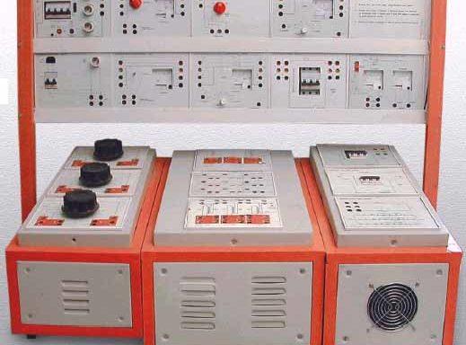 ELECTRICAL INDUSTRIAL LAB TRAINER MODEL ELTR 010