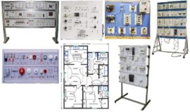Electrical Installations Trainer Series Series ELTR 012