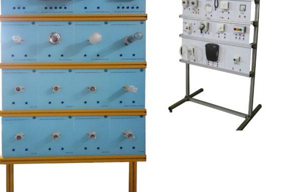 Electrical Installation Trainer MODEL ELTR 013