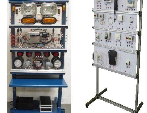 Electrical Lighting Trainer MODEL ELTR 014