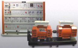 ELECTRICAL MACHINES TRAINER Model ELTR 011
