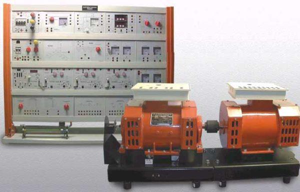 ELECTRICAL MACHINES TRAINER Model ELTR 011