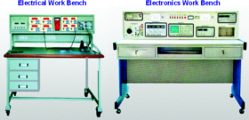 Work Benches: Electronic & Electrical Model ETR 019E & ETR 019EL