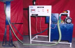 Fluid Mechanics: Hydraulic Ram Pump Demonstrator MODEL FM 15