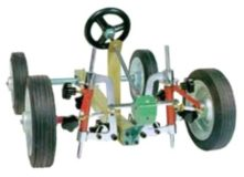 Automotive Front Axle Power Steering Trainer Model AM 187M