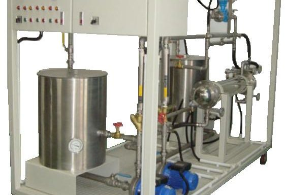 Gas Process Trainer Model PCT 026