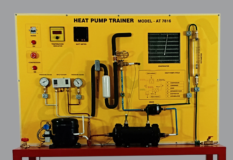 Heat Pump Apparatus Model RAC 020