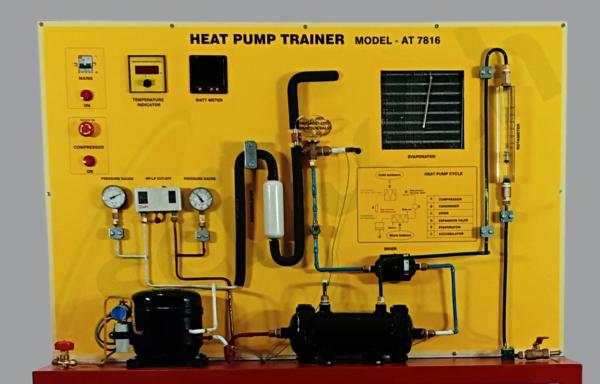 Heat Pump Apparatus Model RAC 020
