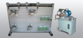 Hydraulic Trainer HT 009 & Electro- Hydraulic Trainer EHT 009