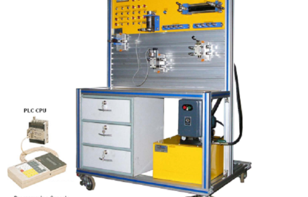 Hydraulic Trainer with PLC Control Module HT 002