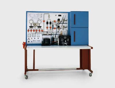 Industrial Refrigerator- Freezer Trainer Model RAC 052