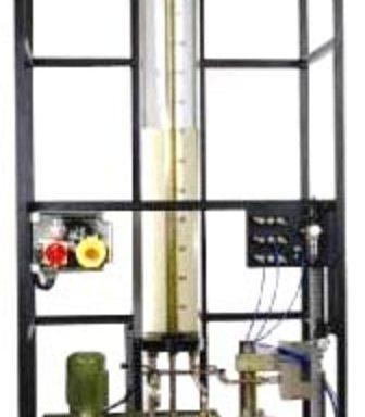 Level Process Control Trainer Model PCT 047