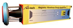 Magnetic Vibrations Study Apparatus Model PT 009