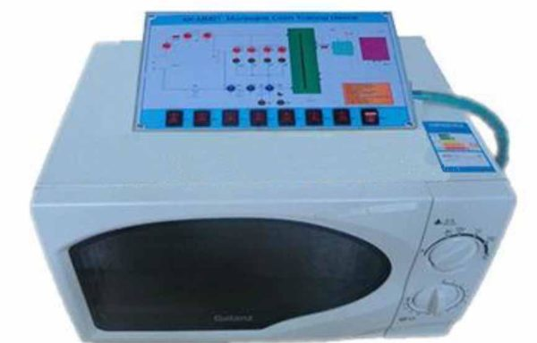 Microwave Oven Trainer Model PT 007