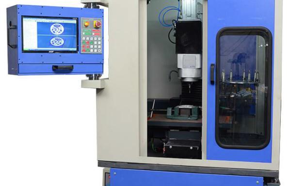 CNC Mill Trainer Model CNC 003