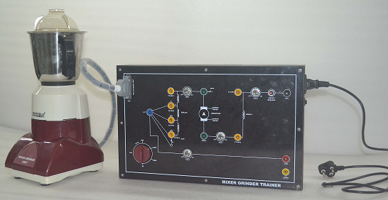 Mixer Grinder Trainer Model ETR 050
