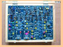 FIBER OPTICS TRAINER Model TCM 008-01