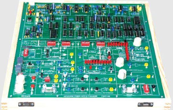 Advanced Fiber Optic Trainer Model TCM 008-02