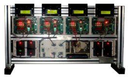 LAN TRAINER Model TCM 012