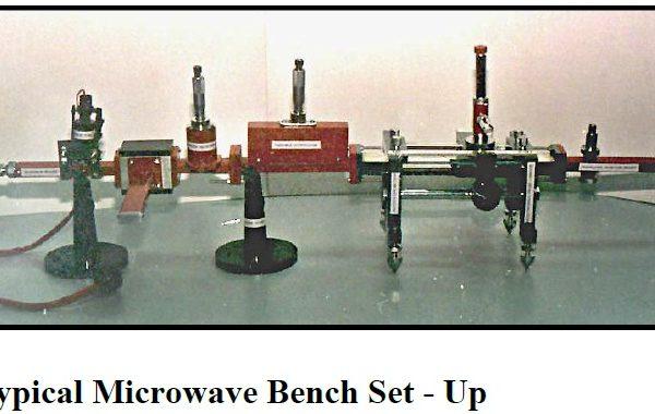 MICROWAVE TEST BENCH Model TCM 013 Series