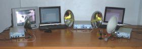 Satellite Communication Lab (2.4GHz & 5.8GHz) Model TCM 017 Series