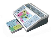 MODULAR COMMUNICATION SYSTEM TRAINER MODEL TCM 014