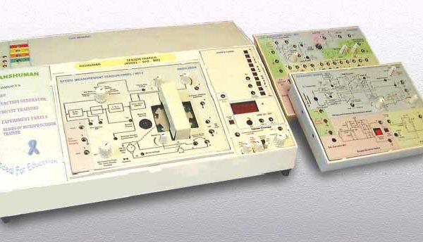 Modular – Sensors Trainer Model PCT 060
