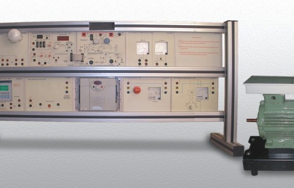 Motor Speeds Control Trainer MODEL ELTR 023