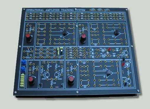 Operational Amplifier Trainer Model ETR 028
