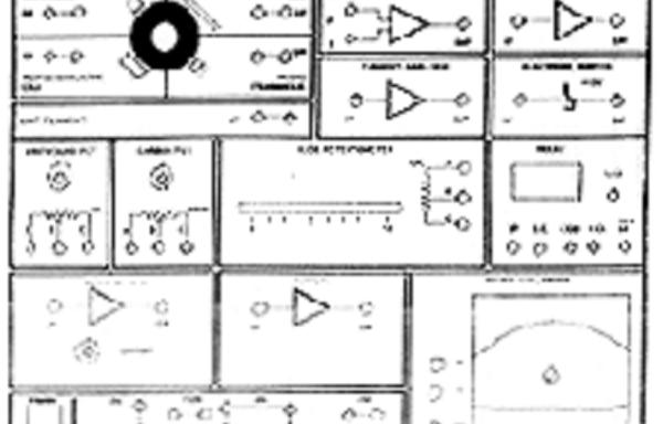 Optical Transducer Trainer Model ETR 029