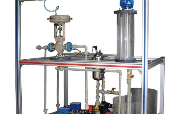 Process Pilot Plant for Multi- Process Control Trainer Model PCT 101