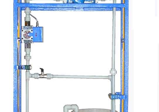 Process Pilot Plant for Flow Control Trainer Model PCT 103