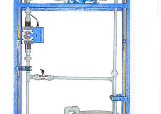 Process Pilot Plant for Level Control Trainer Model PCT 104