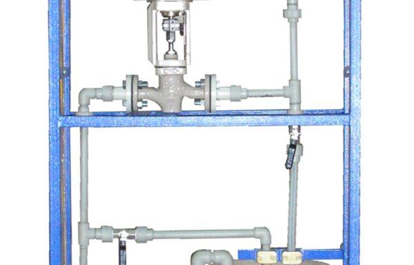 Process Pilot Plant for Pressure Control Trainer Model PCT 105