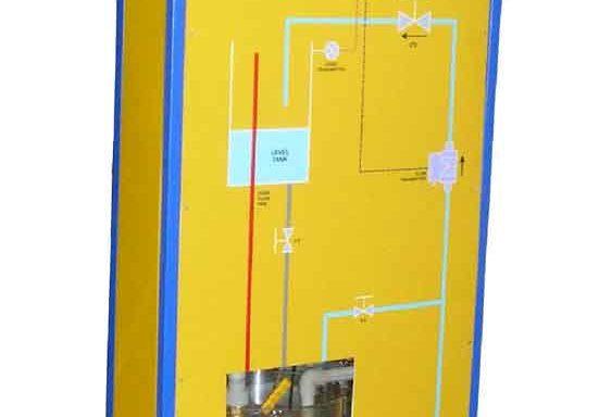 Pilot Plant for Temperature Process Control Trainer Model PCT 102