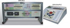 Industrial PLC Scada/DCS Trainer Model 019M