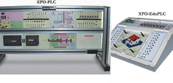 Industrial PLC Scada/DCS Trainer Model 019M
