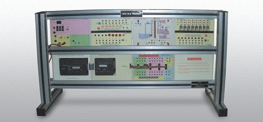 Modular Industrial PLC/SCADA/DCS Trainer Model PCT 019