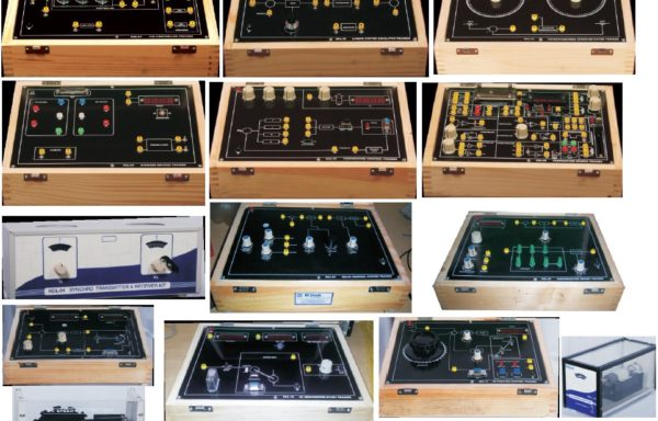 Instrumentation & Control Trainers Series Model PCT 020 Series