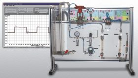 Process Control Training Plant Model PCT 023