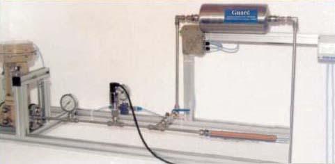 Pressure Regulation & Control Unit Model PCT 024