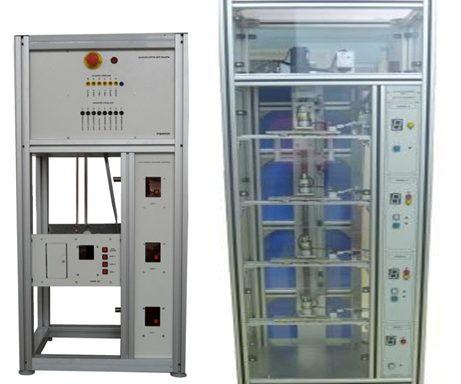 Process Control Engineering: Elevator Module Model PCT 034
